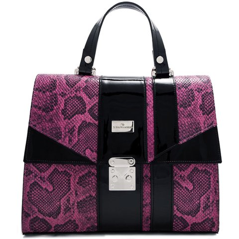 CARTERA PARIS FUCSIA
