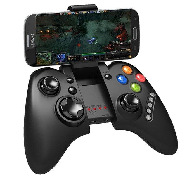Controle Joystick Ipega Bluetooth Celular Iphone Android