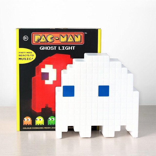 Imagen de PAC-MAN Ghost Light USB LED