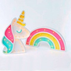 CARTEL LED UNICORNIO 3 - comprar online