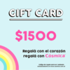 GIFT CARD $1500