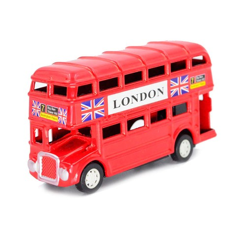 SACA PUNTAS LONDON BUS