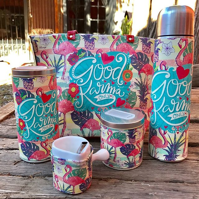 SET DE MATE GOOD KARMA
