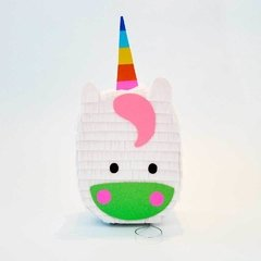 MINI PIÑATA UNICORNIO 2