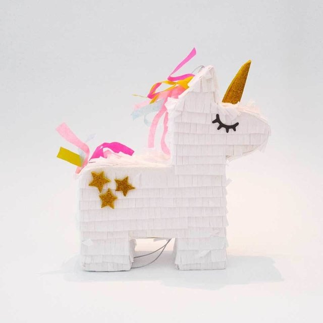 MINI PIÑATA UNICORNIO 1
