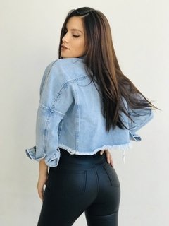 Campera Denim Rumania - Save Me by Maite