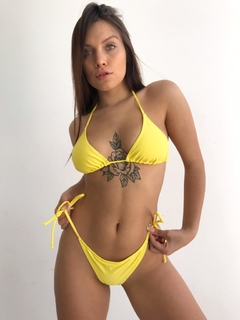 Bikini Yellow - Save Me by Maite