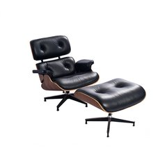 SILLÓN LOUNGE CHAIR NEGRO