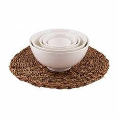 BOWL PORCELANA BLANCO
