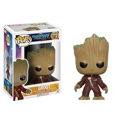 Funko Pop: Groot #212 - Guardians Of The Galaxy 2 (Walmart Exclusive) - comprar online