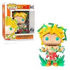Funko Pop: Legendary Super Saiyan Broly #623 - Dragon Ball Z (Special Edition)