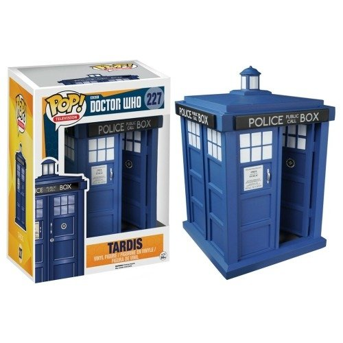 Funko Pop: Tardis (Doctor Who) (6