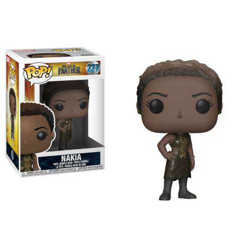 Funko Pop: Nakia (Black Panther)