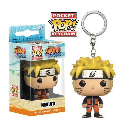 Pocket Pop Keychain: Naruto (Naruto)