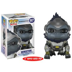 "Funko Pop: Winston - Overwatch (6"" Super Sized)"
