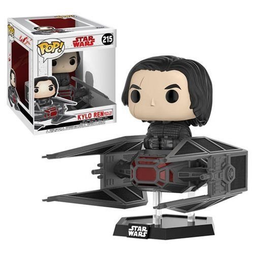 Funko Pop: Kylo Ren With Tie Fighter (Star Wars)