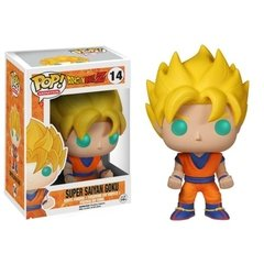 Funko Pop: Super Saiyan Goku #14 - Dragon Ball Z