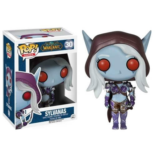 Funko Pop: Sylvanas (World Of Warcraft)