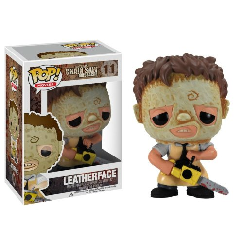Funko Pop: Leatherface (The Texas Chainsaw Massacre)