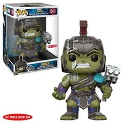 "Funko Pop: Hulk (Thor Ragnarok) (10"" Super Sized) (Target Exclusive)"