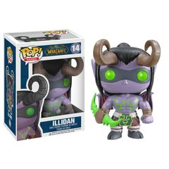 Funko Pop: Illidan (World Of Warcraft)
