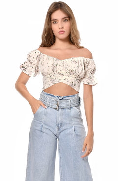 Crop top SIENA