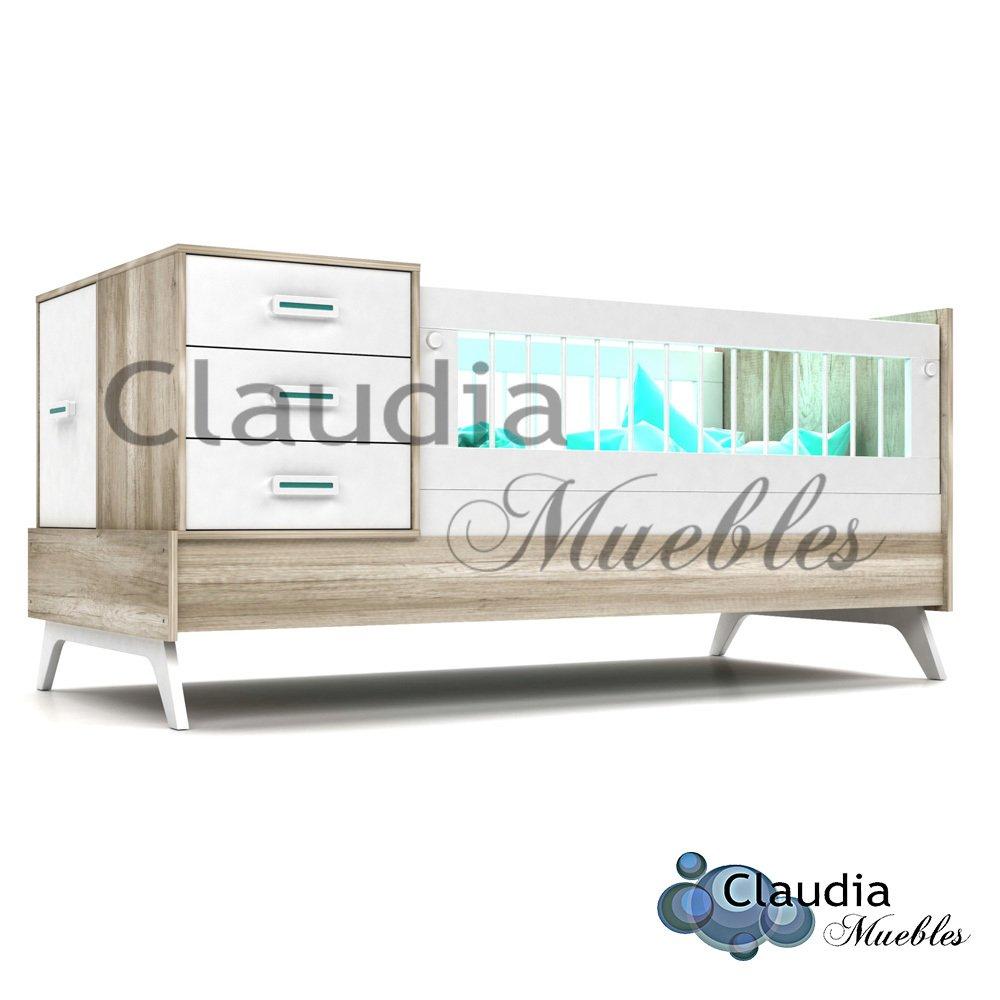 Cuna Funcional Linnea - Comprar en Claudia Muebles
