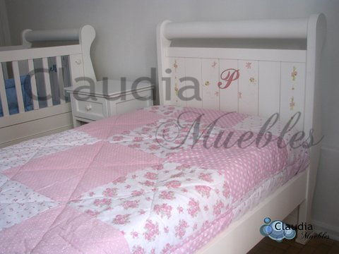 Cama Andina Decorada