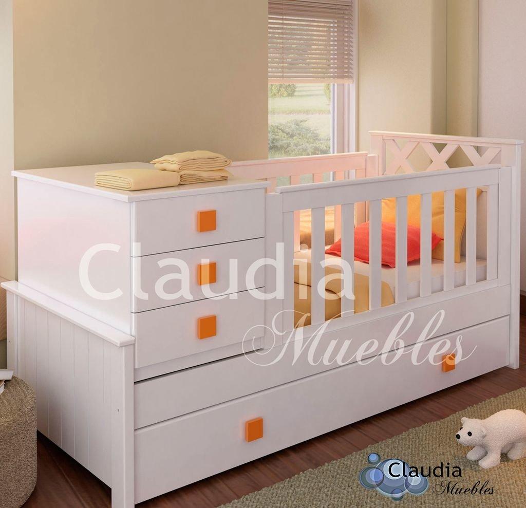 Moderno Bebé Muebles Cunas Combinado Imágenes - Muebles Para Ideas ...