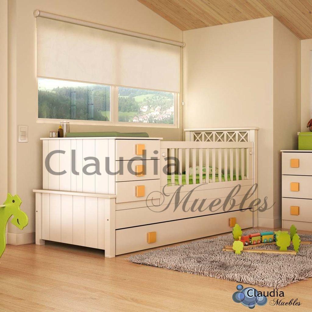 Cuna Funcional Country III - Comprar en Claudia Muebles