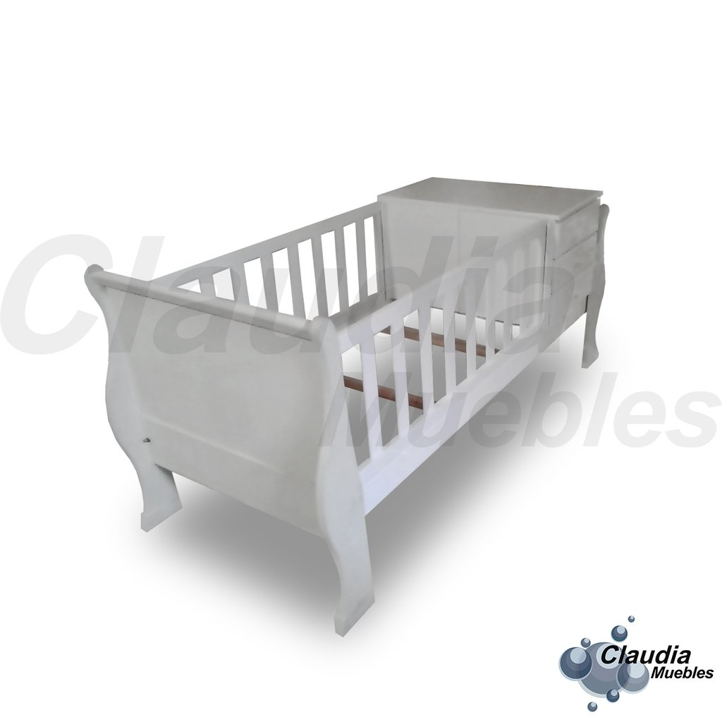 Excelente Muebles De Trineo Cuna Friso - Muebles Para Ideas de ...