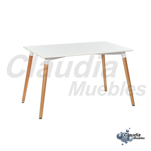 Mesa Eames Nordica Rectangular