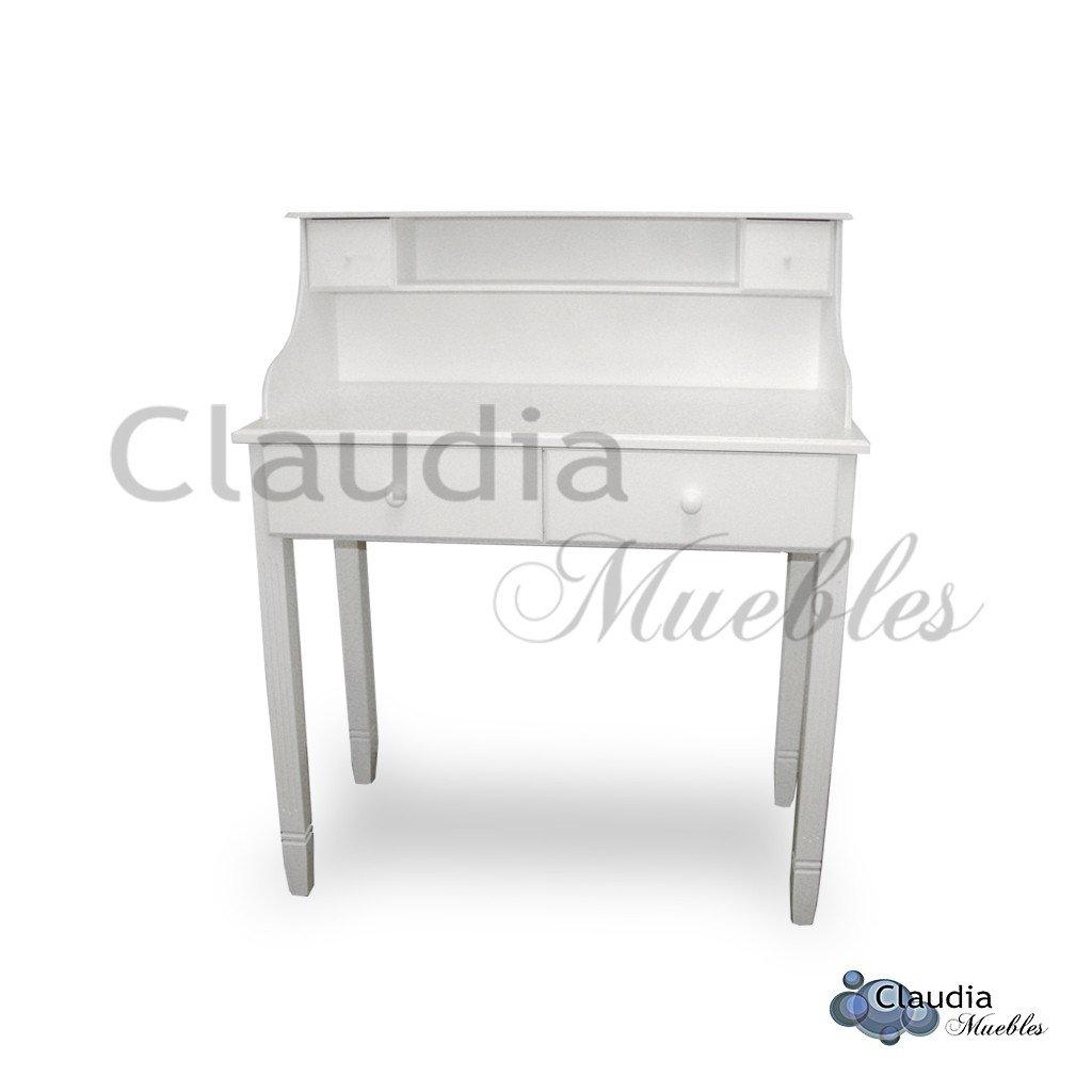 Secreter Sin Espejo Laqueado Claudia Muebles # Muebles Secreter
