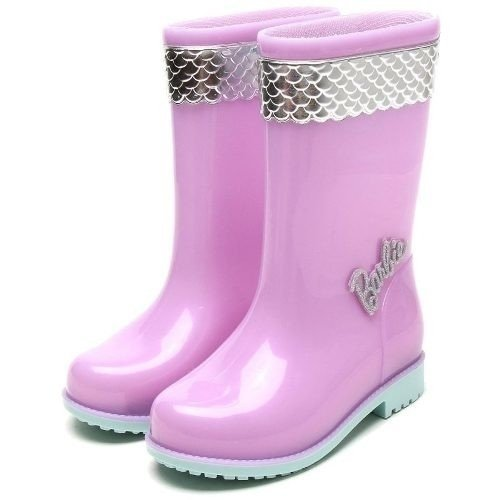 Bota Galocha Barbie Magic Sereia - Grendene