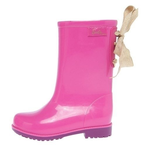 Bota Galocha Barbie Power Fashion Rosa - Grendene - ELI CECI Calçados