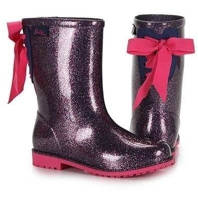 Bota Galocha Barbie Power Fashion Glitter - Grendene na internet
