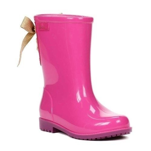 Bota Galocha Barbie Power Fashion Rosa - Grendene