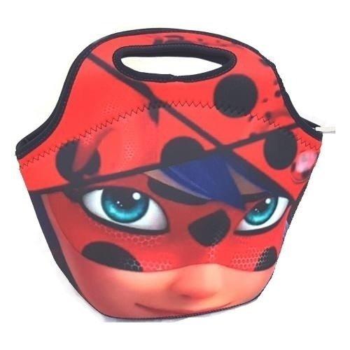 Bolsa Lancheira Térmica Em Neoprene - Ladybug. 0% OFF eb8b45a5e118a