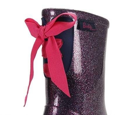 Imagem do Bota Galocha Barbie Power Fashion Glitter - Grendene