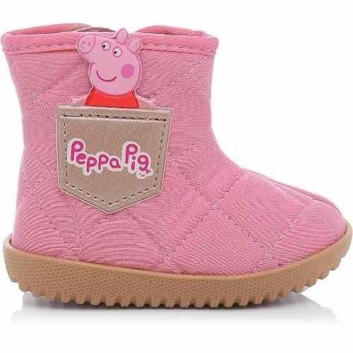 6f8bdbfd37e Bota Infantil Peppa Pig Rosa (peppa) - Grendene Kids