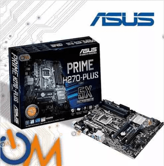 Mother Asus Prime H270 Plus /csm Lga 1151 Nuevo Modelo