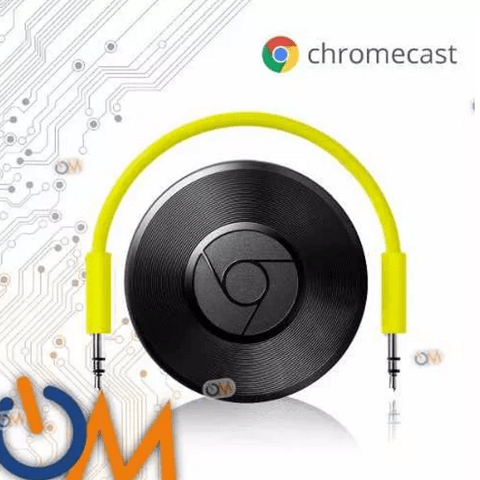 Google Chromecast Audio Wifi Música Celular