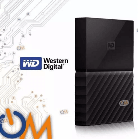 Disco Externo Portatil Wd Western Digital My Passport 3tb Us
