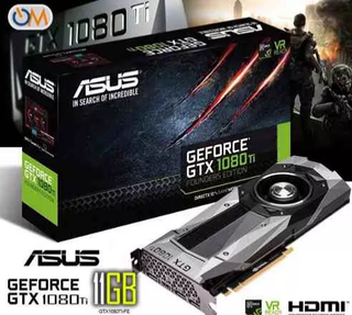 Placa Video Nvidia Geforce Gtx 1080 Ti Gtx1080 Ti Asus