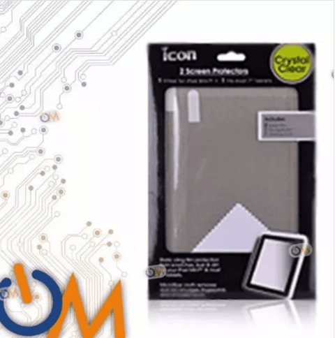 Film Protector Pantalla Tablet 7 Pulgadas Y Ipad Mini
