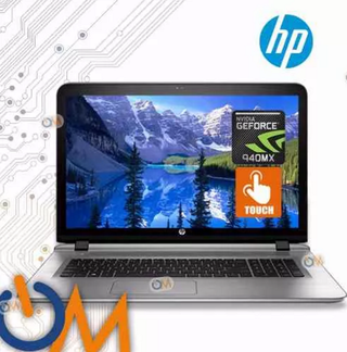 Laptop Notebook Hp 17t 17.3' I7 1tb 8gb Win10 Geforce Touch