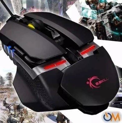 Mouse Gskill Ripjaws Mx780 Usb Wired Rgb Laser Gaming Mouse