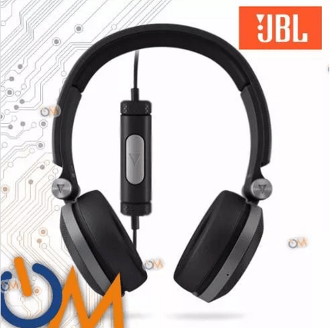 Auricular Jbl E30 Blk Negros High Performance