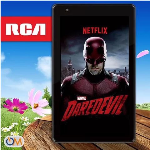 Tablet Rca 7 16gb Android 6.0 Hd Quad Core Camara