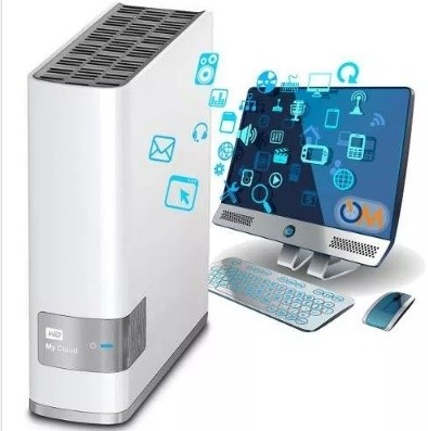 Disco Rigido Externo Wd Western Digital My Cloud 4tb Nas en internet